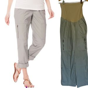 A Pea in a Pod Convertible Cargo Pant Size XS
